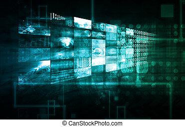 cms, technologie