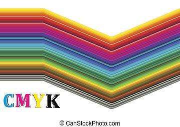 CMYK, the full color range