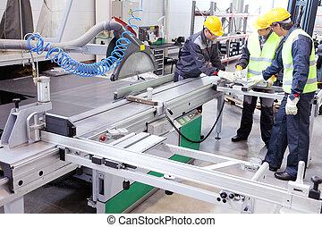 CNC machine shop