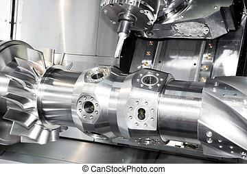 cnc, machine tool