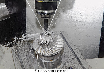 cnc machine tool