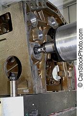 cnc, maskine værktøj