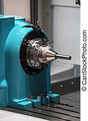 CNC metal processing machine - Milling machining centers CNC...