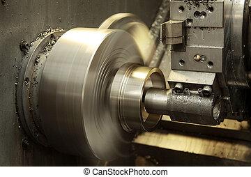 cnc, metalworking