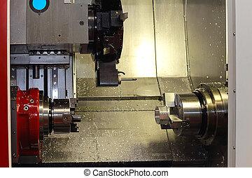 CNC Milling Head