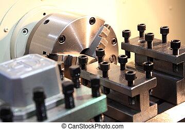 CNC milling ,Machine tool