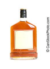 coñac, botella