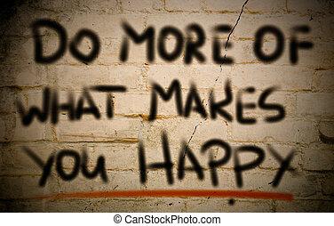 co, pojęcie, ty, szczęśliwy, marki, więcej