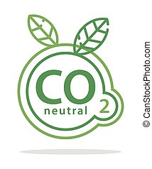co2, neutral