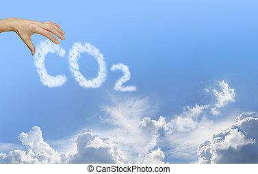 co2, tomar, emissões, responsabilidade, seu