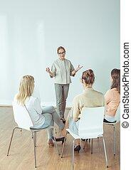Coach on workshops