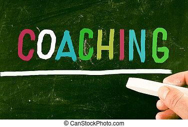 coaching concept