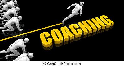 Coaching Leader