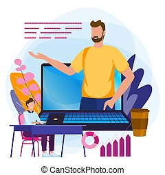 coaching., podcast, webinar., entrenamiento, vídeo, lector, ...