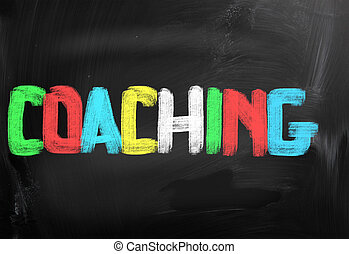 coaching, pojem