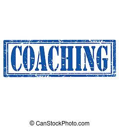 Coaching-stamp