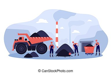 Coal extraction concept