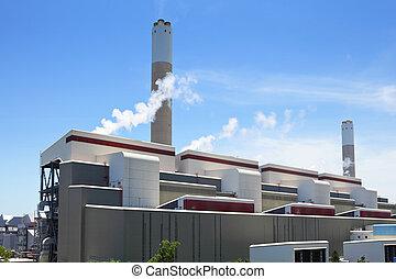 Coal fire power plant