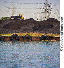 Coal Fired Power Plant - Detroit area coal fired power plant...