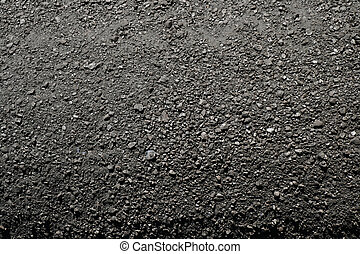 coal pile background