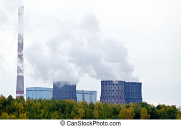 Coal power station