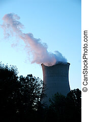 Coal Powered Energy Plant
