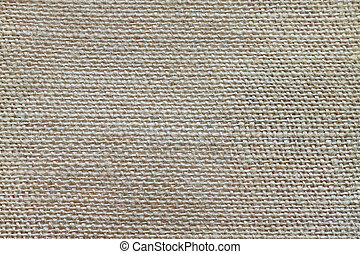 Coarse cloth - Texture of coarse cloth fabricated by jute...