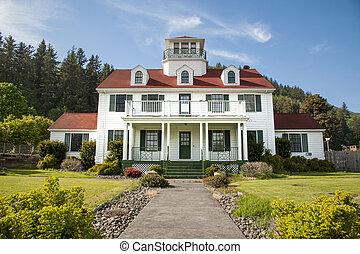 Coast Guard Station, Garabaldi, Oregon