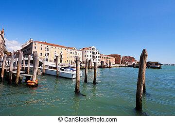Coast in Venice