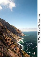 Coast near Cape Town - South Africa
