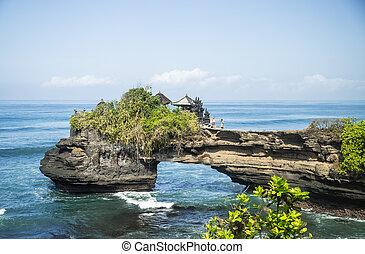 Tanah Lot, Bali. Indonesia