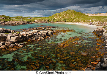 Coast of Donegal, Ireland.