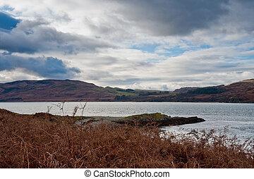 Coast of Jura, Scotland