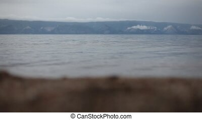 Coast of Lake Baikal - Nature of Olkhon