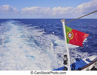 Coast of Madeira
