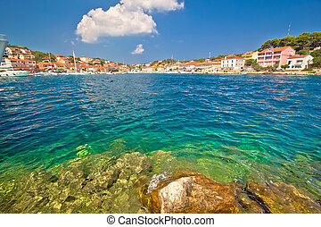 Coast of Sali on Dugi Otok island, Croatia
