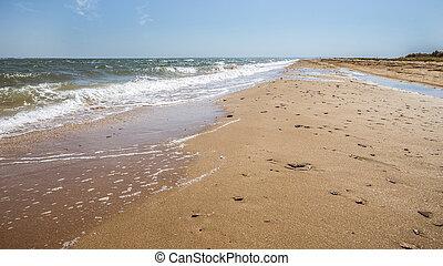 Kerch Peninsula, Crimea