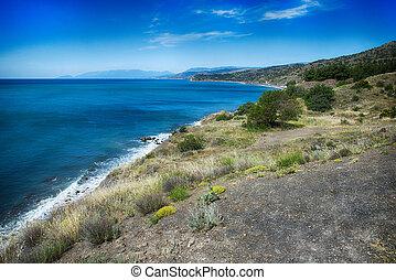Coast of the Black Sea