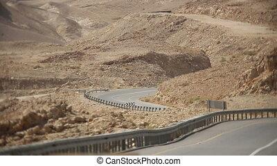 Coast of the Dead sea