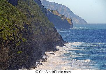 Coast on Maui, Hawaii