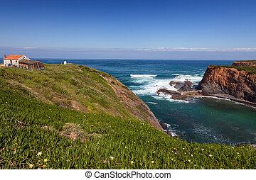 coast portugal .house fisherman - fishermans home .coast ...