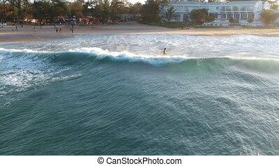 Coastal Beach Resort with Surfing
