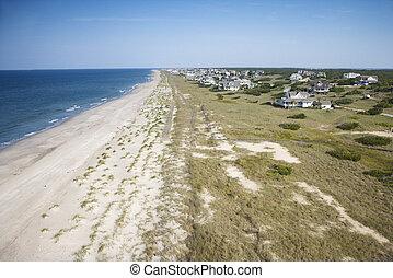 Coastal community.