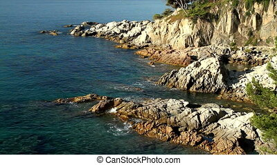 Coastal - Costal in Spain(Costa Brava)
