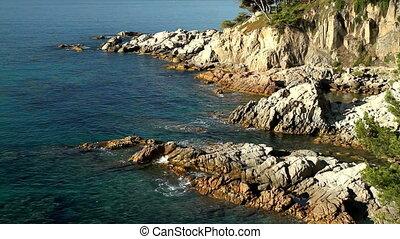 Coastal - Costal in Spain(Costa Brava)