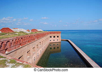 coastal fort jefferson