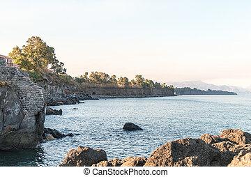 coastal Scape