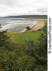 Coastal Scenic, Cape Breton Island, Nova Scotia, Canada