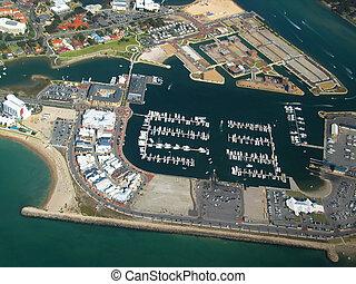 Coastal Town 3
