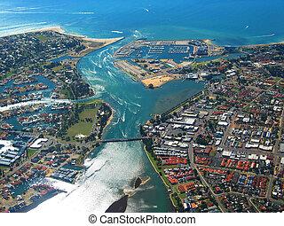 Coastal Town 5